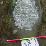 183 Reb Yitzhak,son of Reb Tsevi