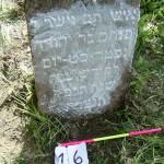 Reb Pinchas, son of Reb Yehudah