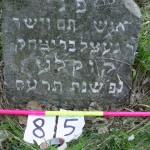 85 Reb Getsel, son of Reb Yitzchaq KUKLE