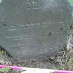 95 Reb Ziskind, son of Reb Yehuda